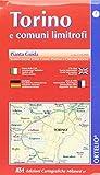 eBook Gratis da Scaricare Torino e comuni limitrofi Pianta guida 1 16 000 con codici postali (PDF,EPUB,MOBI) Online Italiano
