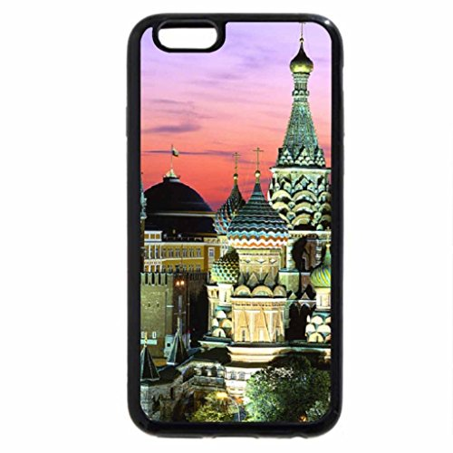 iPhone 6S / iPhone 6 Case (Black) Onion Domes