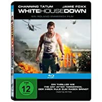 White House Down (Steelbook) [Blu-ray] [Limited Edition]