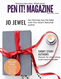 Pen It! Magazine is a quality literary journal in it's 10th year of publication. There are stories, writing information, new releases and much more. Pen It! Magazine is for readers and writers.