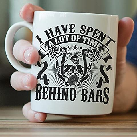 Funny Biker Mug