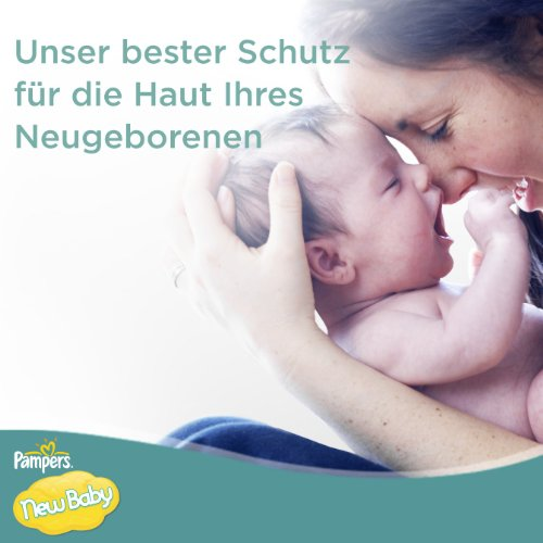 Pampers Windeln New Baby Gr.0 Micro 1-2.5kg Tragepackpack, 24 Stück - 2
