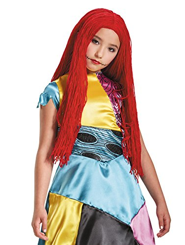 (Disguise Girls Sally Wig Standard)