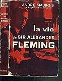 La vie de sir alexander fleming