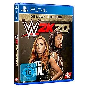 WWE 2K20 – Collectors Edition – [PlayStation 4]