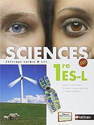 Sciences 1re ES-L