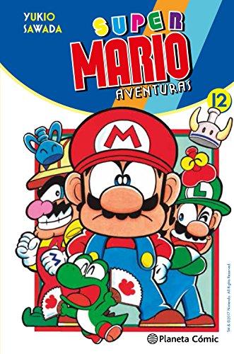 Super Mario nº 12 (Manga Kodomo)