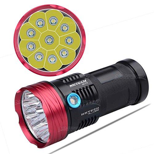 nktech Super Hell nk-t1010x T6LED 3-modes Taschenlampe Taschenlampe für Wandern Jagd Outdoor Camping U2Fahrrad Scheinwerfer Scheinwerfer (nur Taschenlampe)