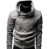 #10: Assassin's Creed Revelations Grey Hoodie