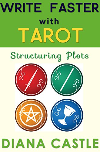 Write Faster with Tarot - Structuring Plots (English Edition) (Creative Castle)