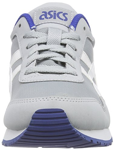 Asics Curreo Unisex-Erwachsene Sneaker Grau (light Grey/white 1301)