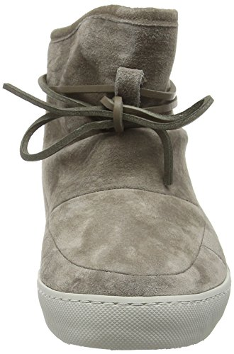 Hub Queen N30, Sneakers basses femme Grau (Dark Taupe 029)