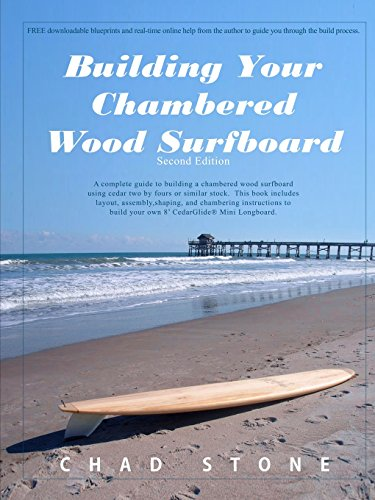 Preisvergleich Produktbild Building Your Chambered Wood Surfboard