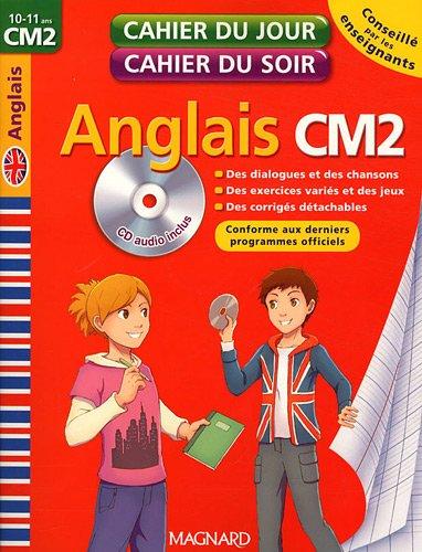 Anglais CM2 (1CD audio)