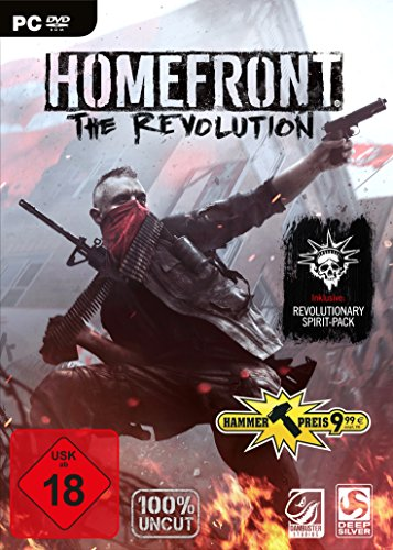 Homefront: The Revolution - Day One Edition (100% uncut) - [PC]