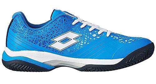 Lotto Herren Viper Ultra Iii Cly Tennisschuhe Blau (Blu Atl / Weiß)