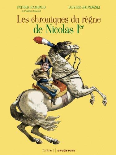 Lire un Les chroniques du règne de Nicolas 1er (DRUGSTORE) pdf epub