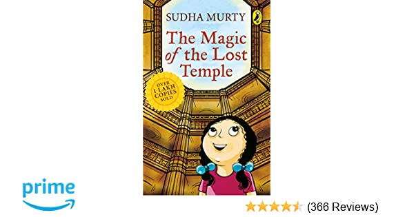 Buy The Magic of the Lost Temple Book Online at Low Prices in India