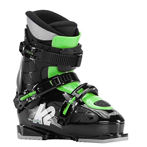 K2 Skis Kinder Xplorer 3 Skischuh, Mehrfarbig, 24,5 (38EU)