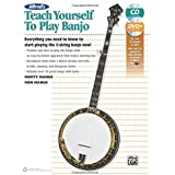 Alfred's Teach Yourself to Play Banjo: Everything You Need to Know to Start Playing the 5-String Banjo, Book, CD & DVD (Teach Yourself Series) by Morty Manus (1996-10-01)