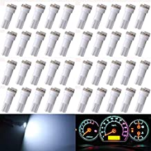 KaTur – bombillas LED T5 70 73 74 79 85 86 206 406 5050 1SMD blanco