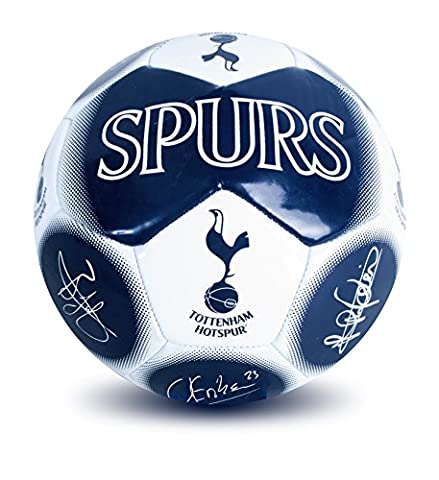 Tottenham Hotspur Official Signature Football -
