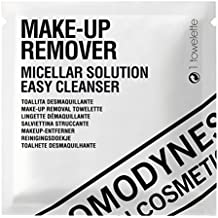 Comodynes Make-Up Remover Monodosis Toallita Desmaquillante - 8 Unidades | Piel normal