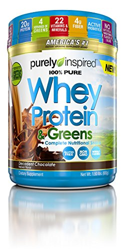 Muscletech Performance Series All-in-One Whey + Greens, Milk Chocolate, 900 g