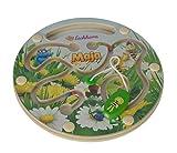Eichhorn 109345407 - Biene Maja Magnetpuzzle, 24x24cm, Motorik/ Geschicklichkeitsspiel