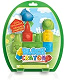 AASA Block Crayons for Kids for Toddlers, Crayons for Return Gifts for Kids