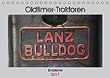 Oldtimer Traktoren - Embleme (Tischkalender 2017 DIN A5 quer): Embleme und Schriftzüge von Oldtimer-Traktoren (Monatskalender, 14 Seiten ) (CALVENDO Hobbys)