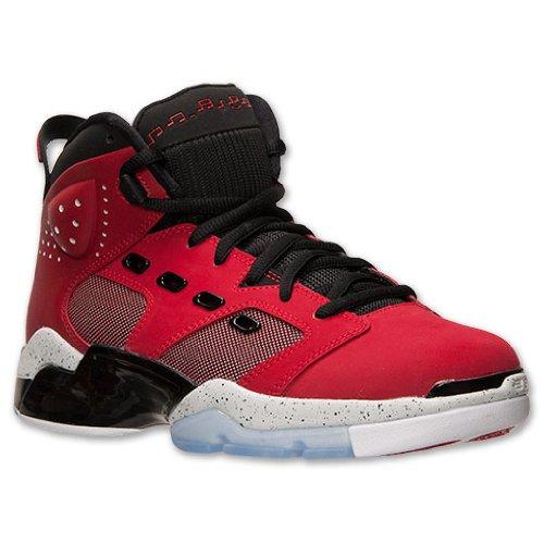 Nike Air Jordan 6-17-23Basketball Herren Turnschuhe 428817601Sneakers Schuhe Jumpman23, Gym red Black Pure Platinum White - Größe: 42 EU (17 6 Jordan 23)