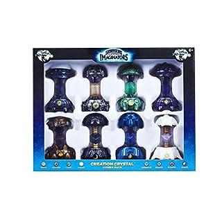 Skylanders Imaginators Creation Crystal combo pack (Tech, Water, Life, Light, Undead, Magic, Earth, Dark)