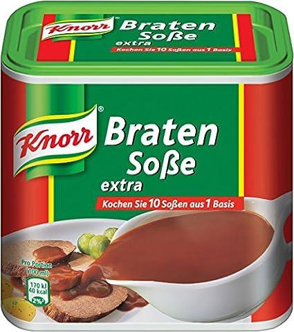 Knorr Braten Extra Soße Dose, 3er-Pack (3 x 2,5 Liter)