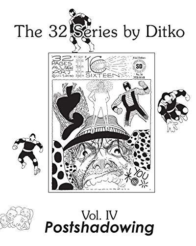 Preisvergleich Produktbild Postshadowing (32 Series by Ditko)