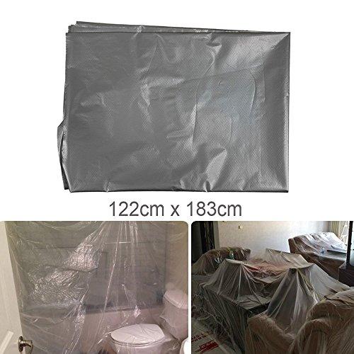 Multi Nutzung Regendicht Metall Ösen Kunststoff Blatt–komplett Schutz vor UV-Strahlen und Regenwasser (Multi Öse Star)