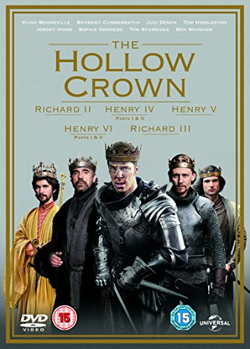 hollow-crown-series-1-and-2-5-dvd-edizione-regno-unito-reino-unido