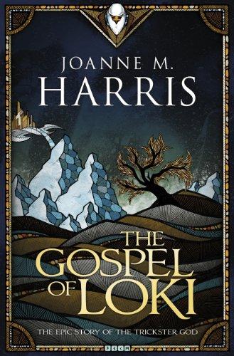 Picture of The Gospel of Loki (Runes Novels)
