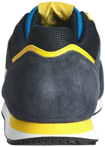 adidas, ZX 100, Scarpe sportive, Uomo Blu (Bluebird/Sunshine/Bliss)