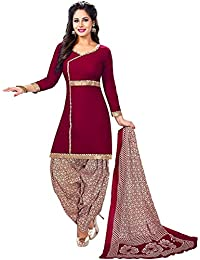 Zaffaz Unstitched Cotton Dress Material Free Size and Delivery BP703