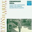 Leonhardt Edition Vol.13 - J. Bull / J.J. Froberger