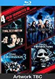 Final Destination 1-4 Box Set [Blu-ray]