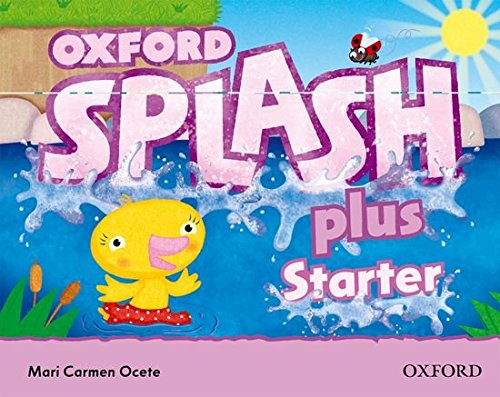 Splash Plus Starter. Class Book & Song CD Pack - 9780194025157