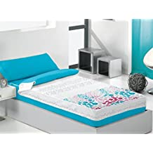 Cañete - Saco nórdico ULAWA cama 105 - Color Rosa con relleno