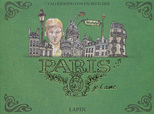 PARIS JE T'AIME por Lapin