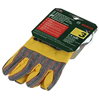 Klein - 8120 - Jeu d'imitation - Paire de gants de travail Bosch