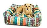 Leylas Wohnwelt Hundebett Wood Größe L 100x80x25 cm