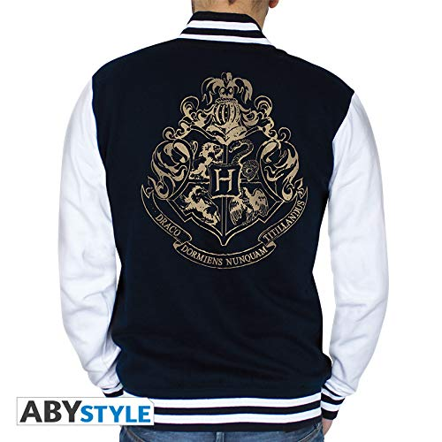 ABYstyle abystyleabyswe039-xl Abysse Harry Potter Hogwarts Herren Jacke (X-Large) -