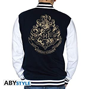 ABYstyle abystyleabyswe039-xl Abysse Harry Potter Hogwarts Hombres Chaqueta (XL)
