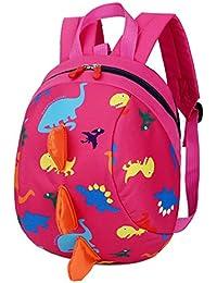 Luerme Kinderrucksack Kleinkind Jungen Mädchen Kindergartentasche Niedlich Dinosaurier Backpack Schultasche Rucksack... preisvergleich bei kinderzimmerdekopreise.eu